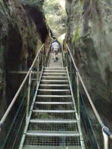 Escapada al Vallespir (Francia), la Cataluña norte: Gorges de la Fou, Prats de Molló y ascensión al pico del Costabona des de la Preste