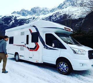 Quand voyager en camping-car