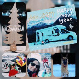 Alpes franceses en Navidad, una semana de cuento, blanca y mágica en autocaravana