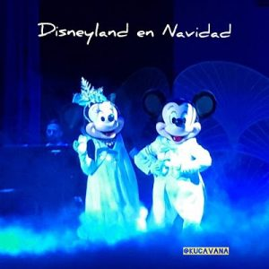 Disneyland in motorhome. A magical New Year's Eve and Christmas