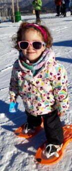 1 propuesta de ruta y 10 consejos para iniciarse a las raquetas de nieve en familia