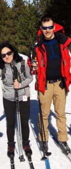 10 razones para probar el esquí de fondo clásico. Por una novata