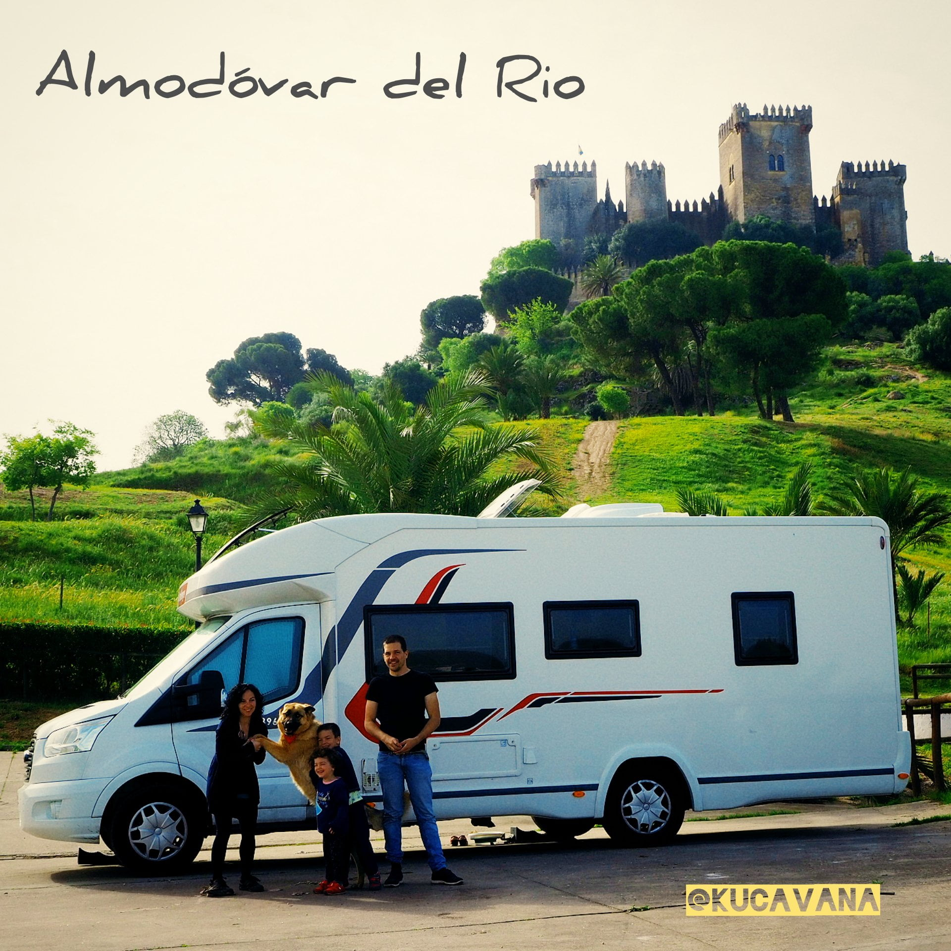 Why travel by motorhome? Advantage