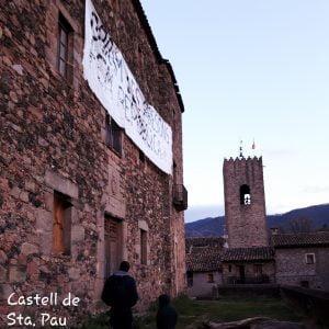 El Castell de Santa Pau