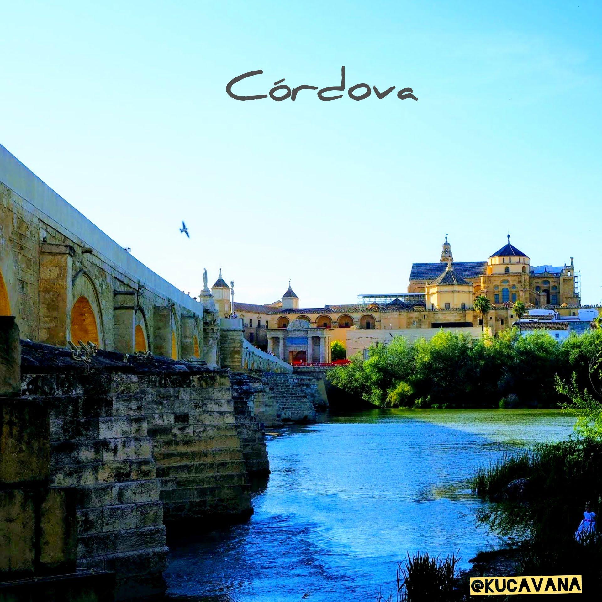 Córdoba en autocaravana. Lo que debes saber antes de visitarla (2019)
