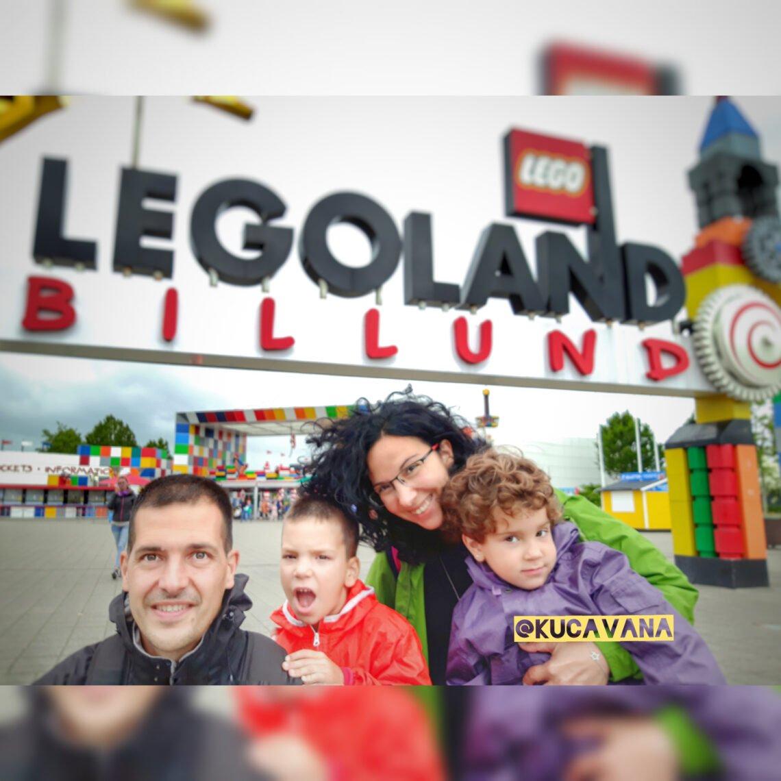 Legoland Billund en autocaravana