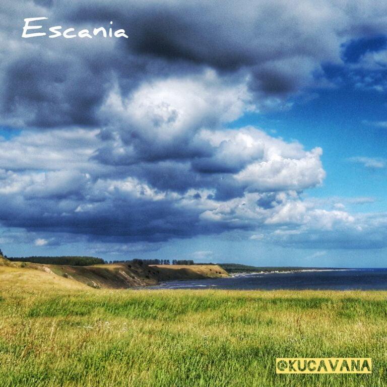 Costa de Escania Suecia