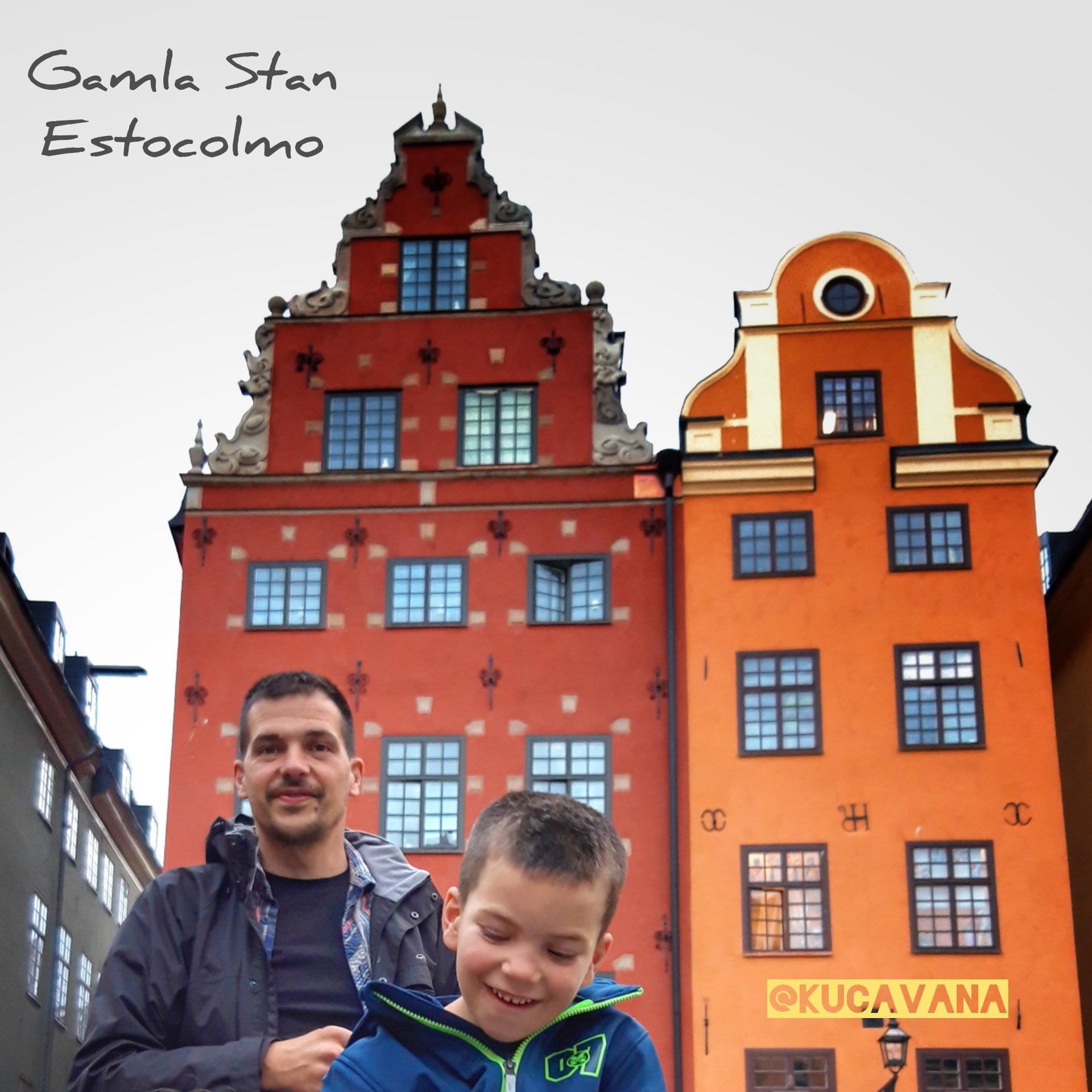 Estocolmo en autocaravana
