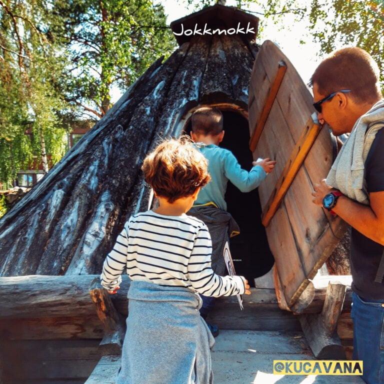 La Suède en camping-car