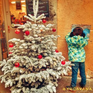 Annecy en Navidad