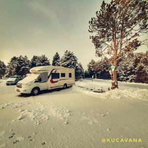 Lles de Cerdanya en autocaravana