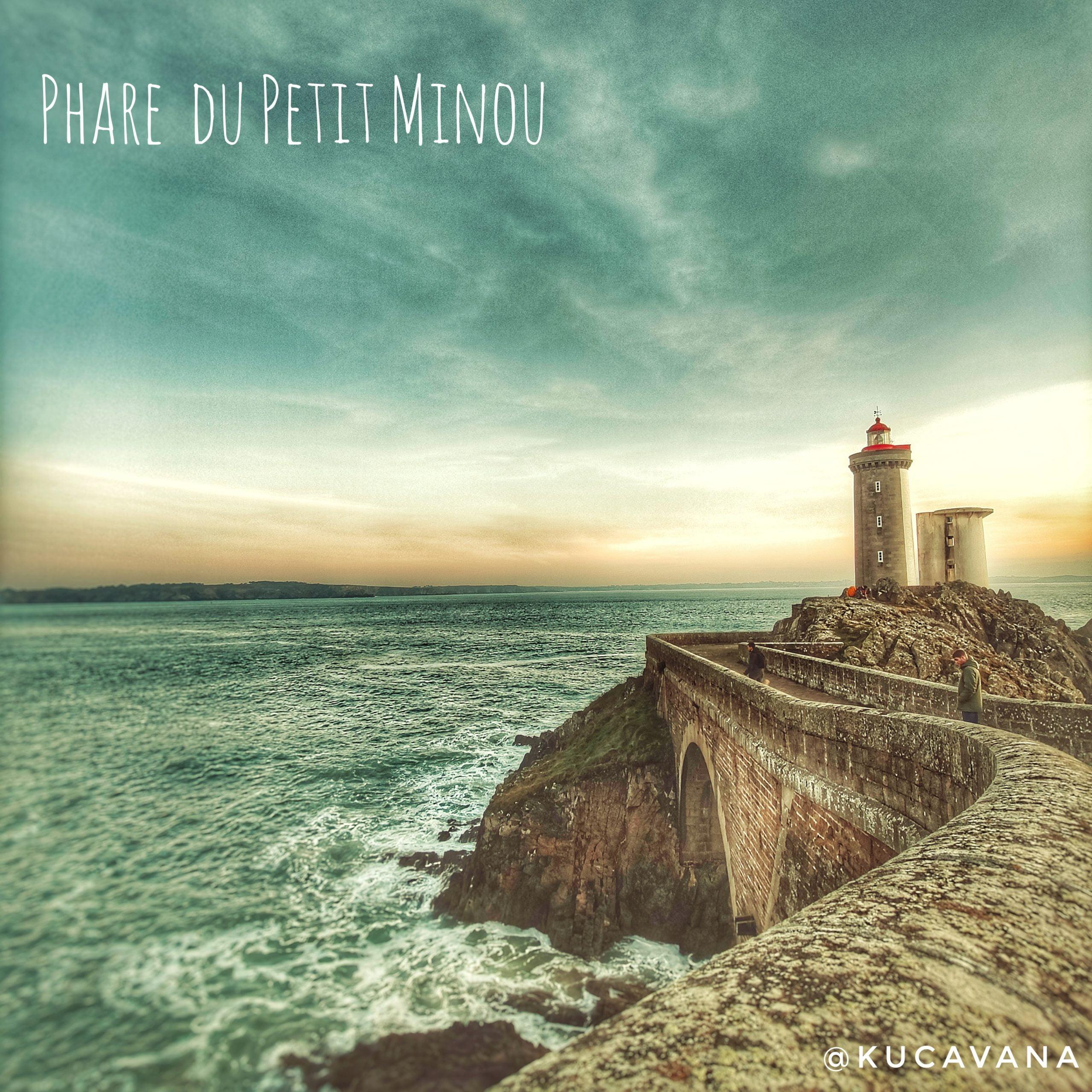 Le Petit Minou, phare de Bretagne française