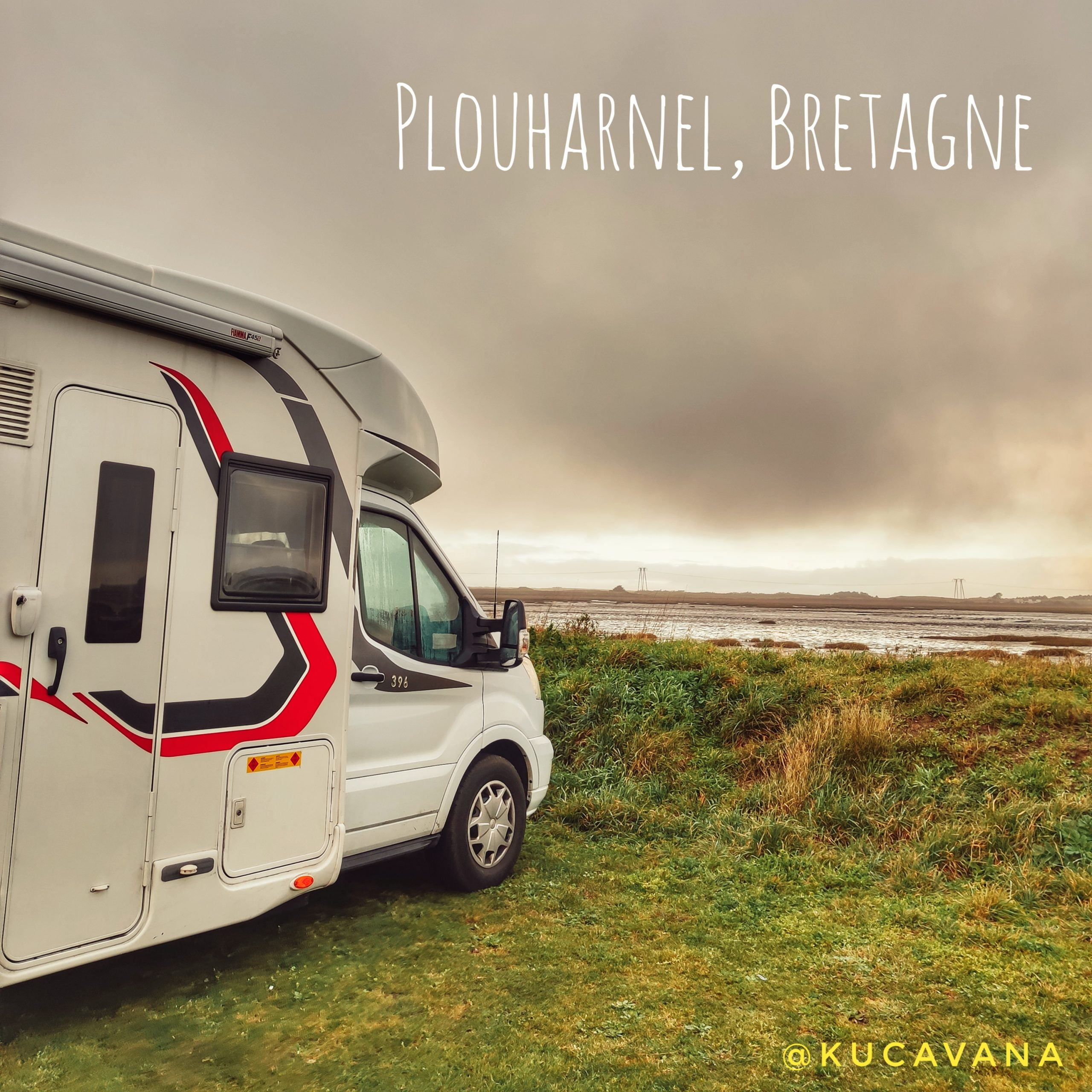 bretagne française en camping-car