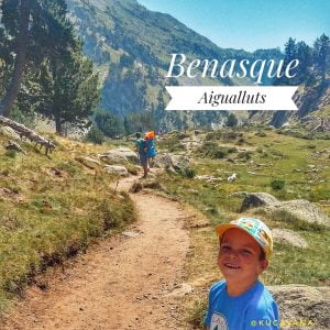 Valle de Benasque. Ruta por los pirineos huesca