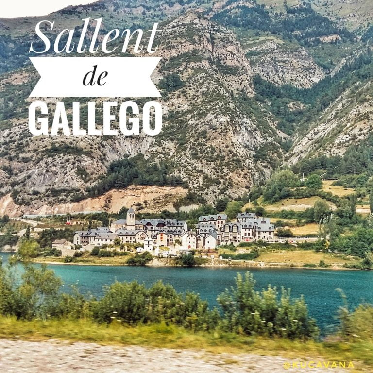 Galician Sallent. Route through the Tena valley