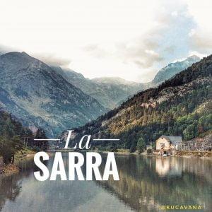 La Sarra en la Valle de Tena. Ruta pirineos huesca