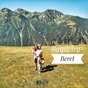 Baqueira- Beret. Catalan Pyrenees by motorhome