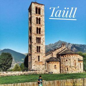 Vall de Boí, Taüll. Ruta pirineos catalanes