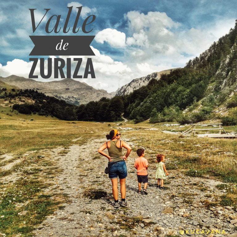 Valle de Zuriza. Refugio de Linza. Ruta pirineos navarros