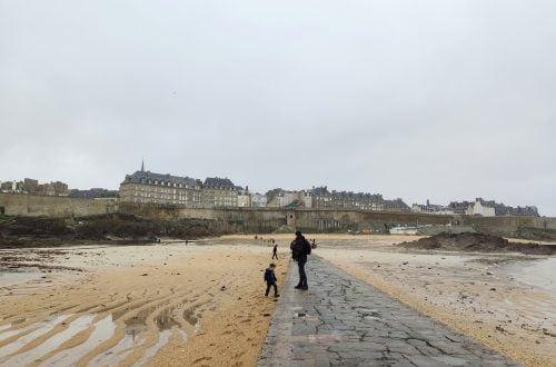 Saint Malo de lejos
