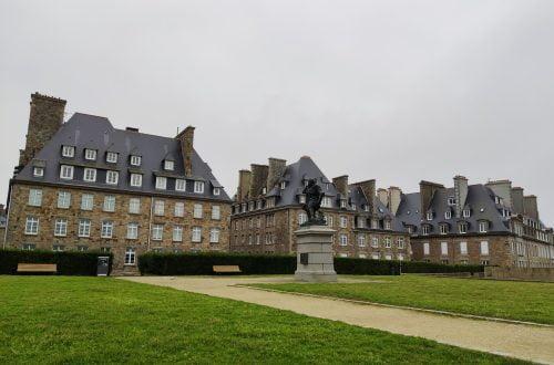 Saint-Malo, intramuros