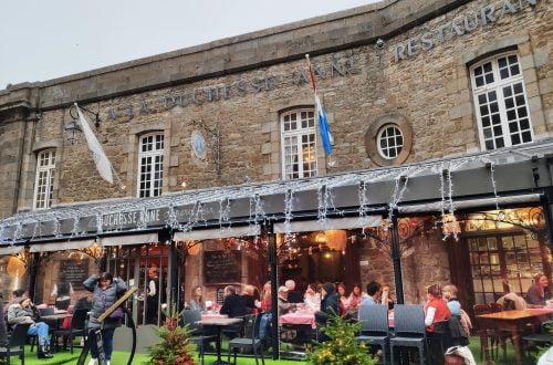 Saint-Malo, restaurantes intra-muros