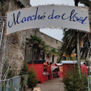 Mercado de Navidad de Saint-Malo