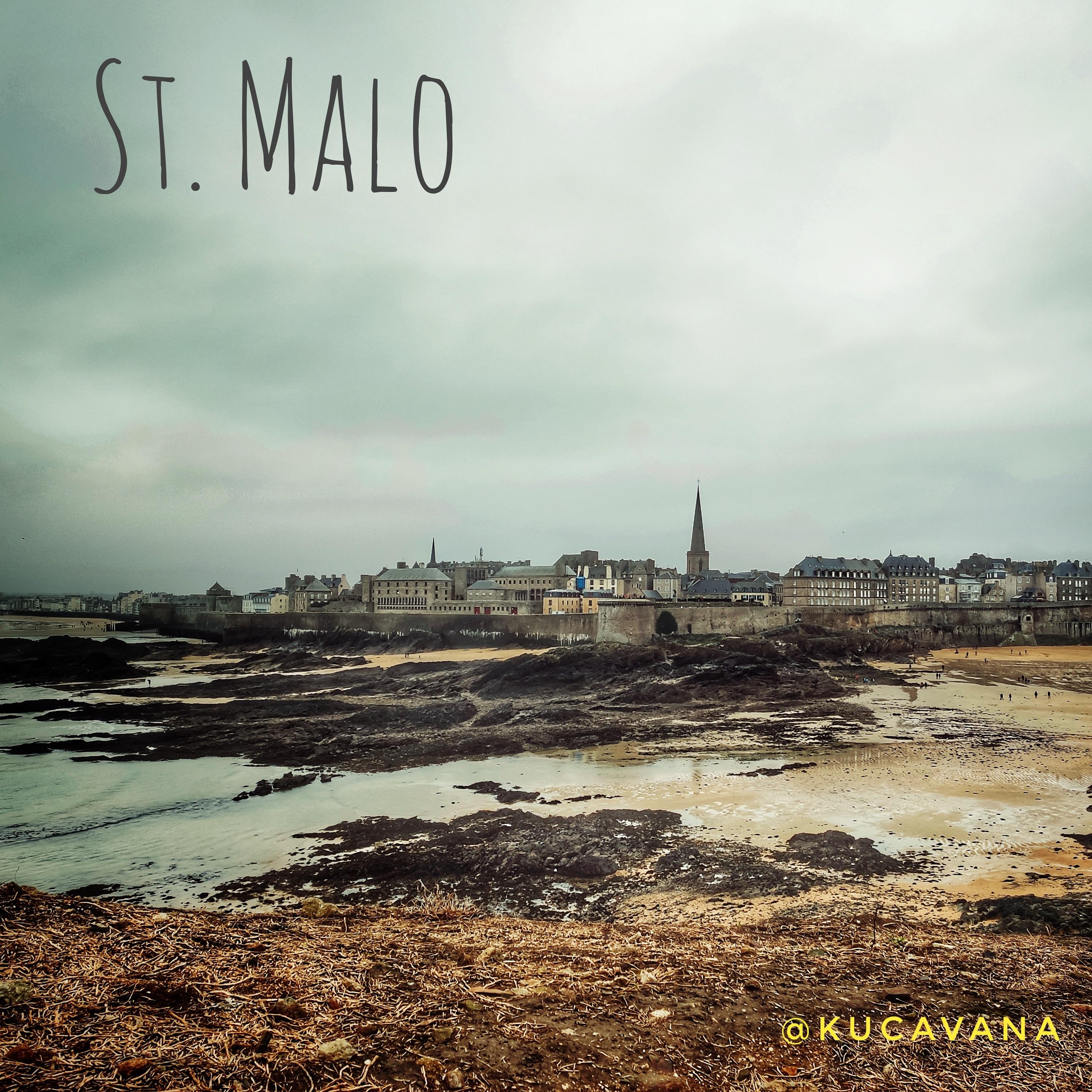 Mini guía de viaje de Saint-Malo: Qué ver y hacer en la ciudad corsaria francesa