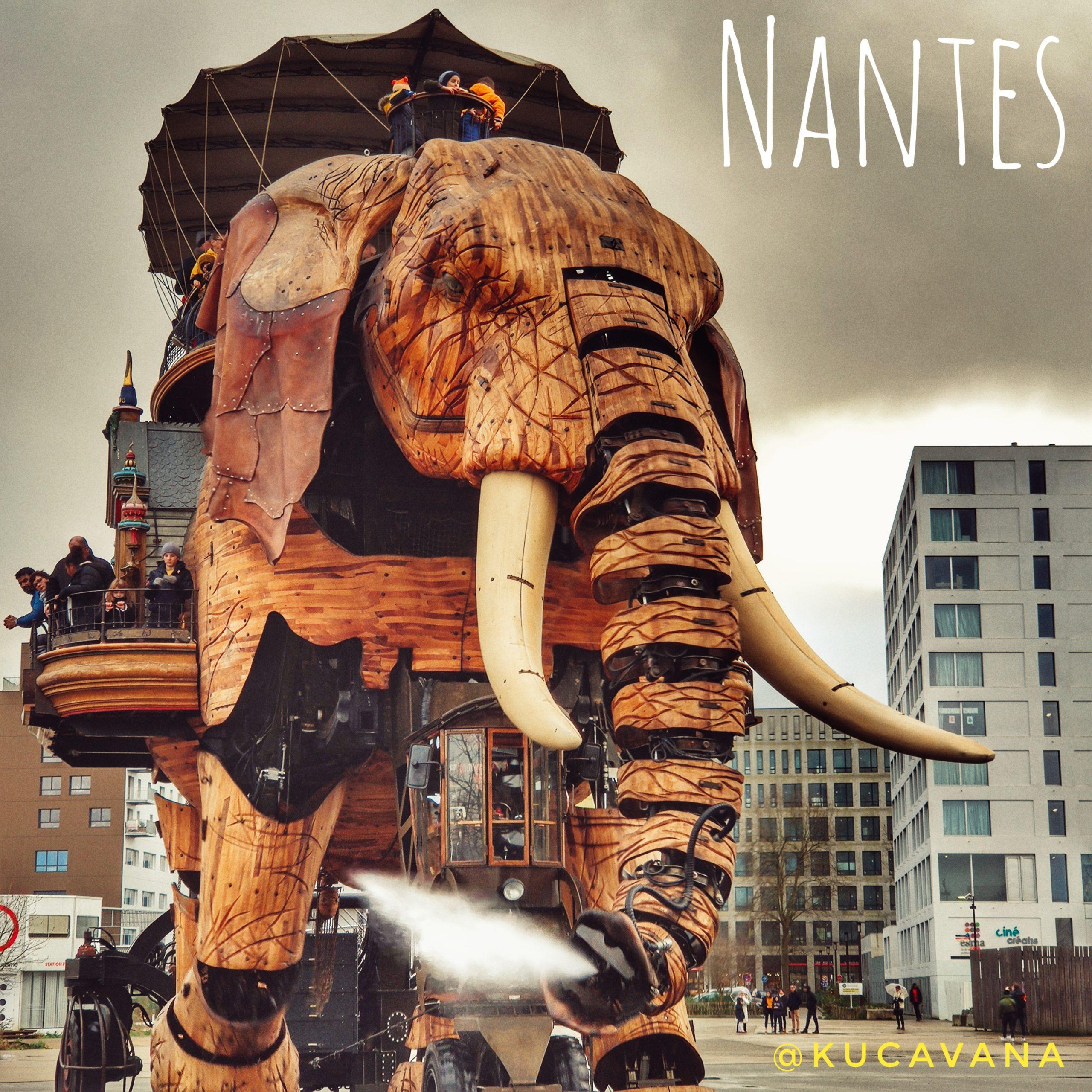 Mini guía de la Isla mágica de las Máquinas en Nantes. 5 cosas a saber