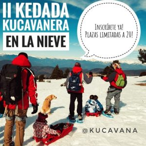 Kucavaneras families stay for a Carnival in the Snow 2020