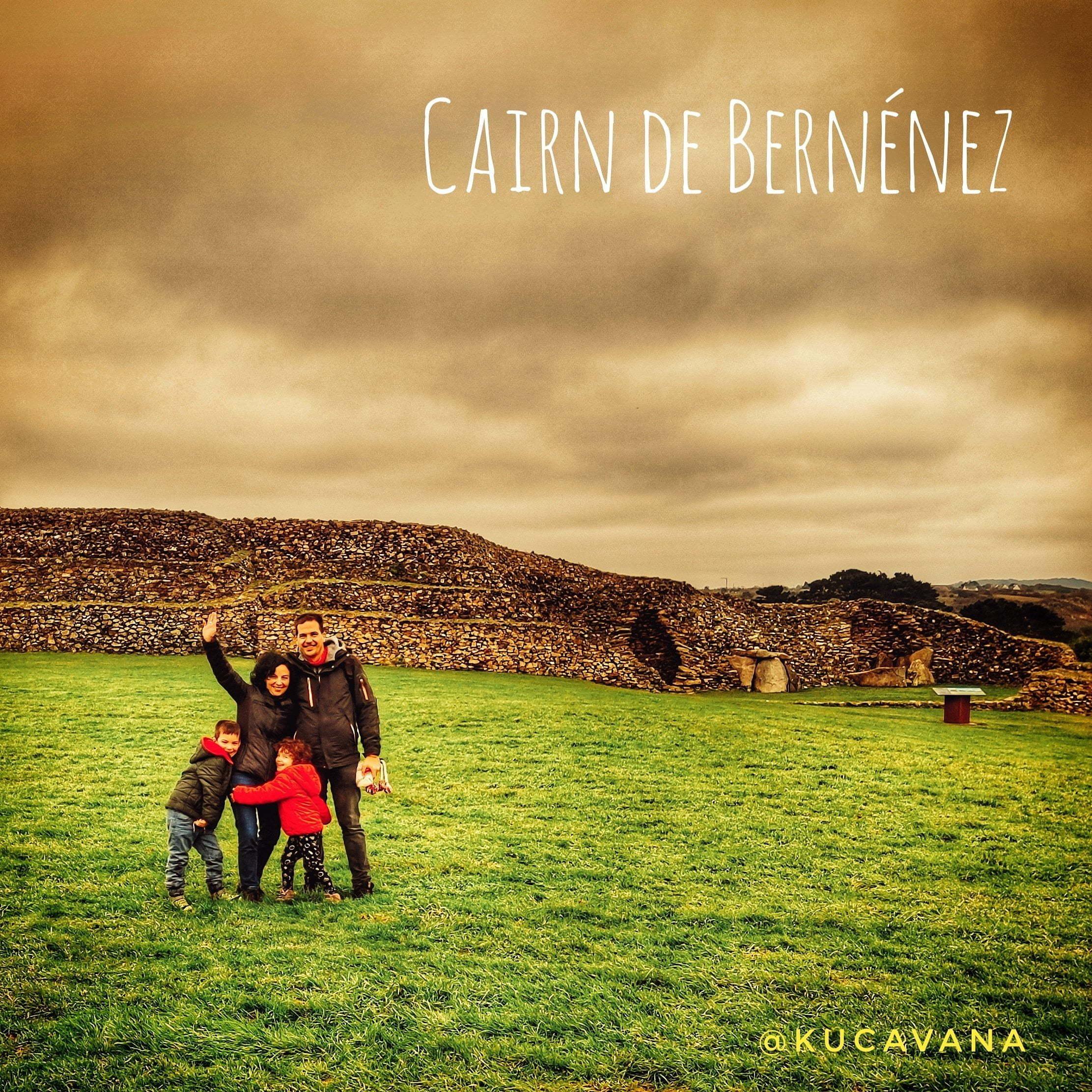 El Cairn de Barnénez, en la Bretaña Francesa, el monumento prehistórico más antiguo de Europa