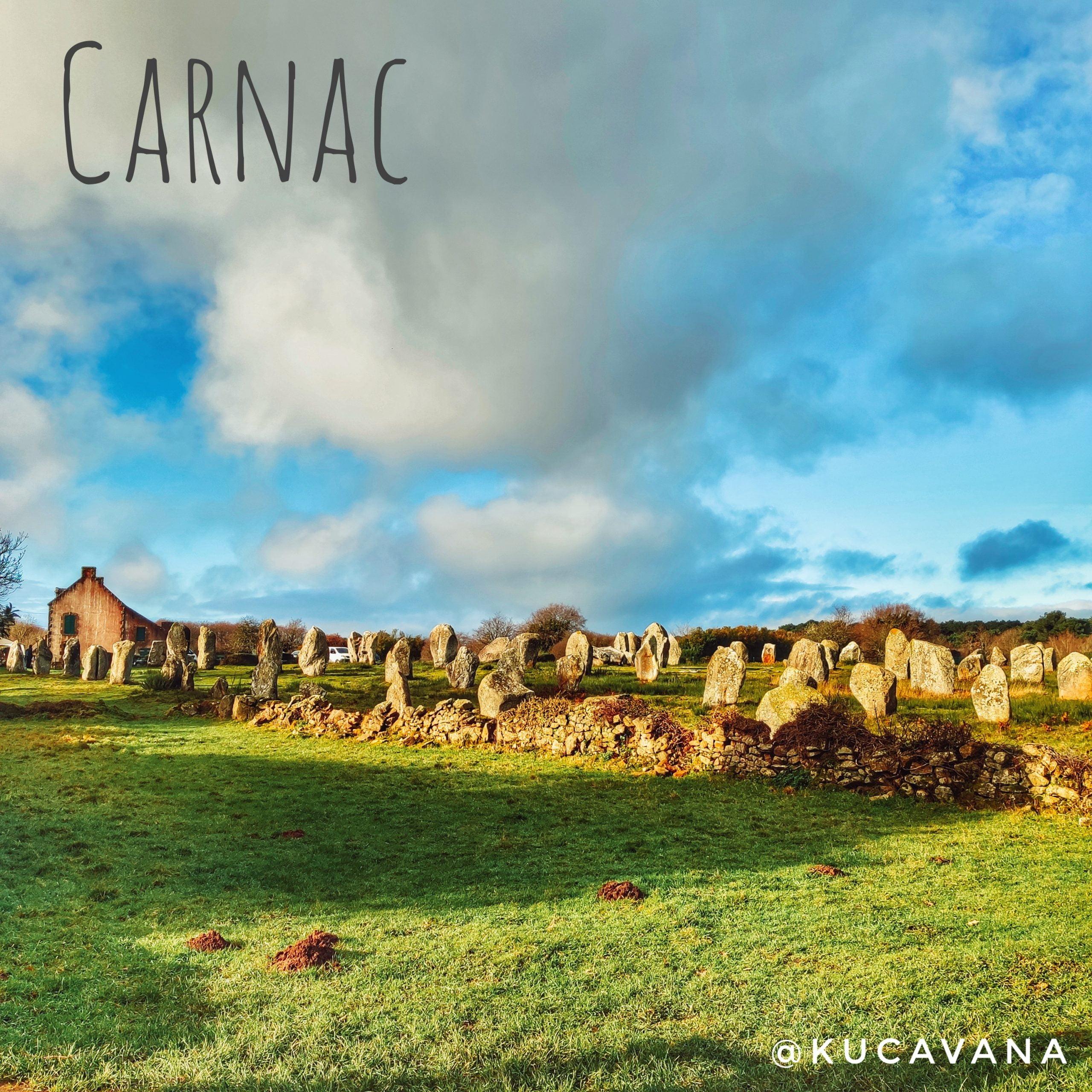 1 de los 5 monumentos que se ven desde el espacio: Carnac Francia