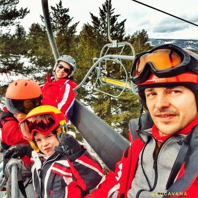 la Molina estacion de esqui