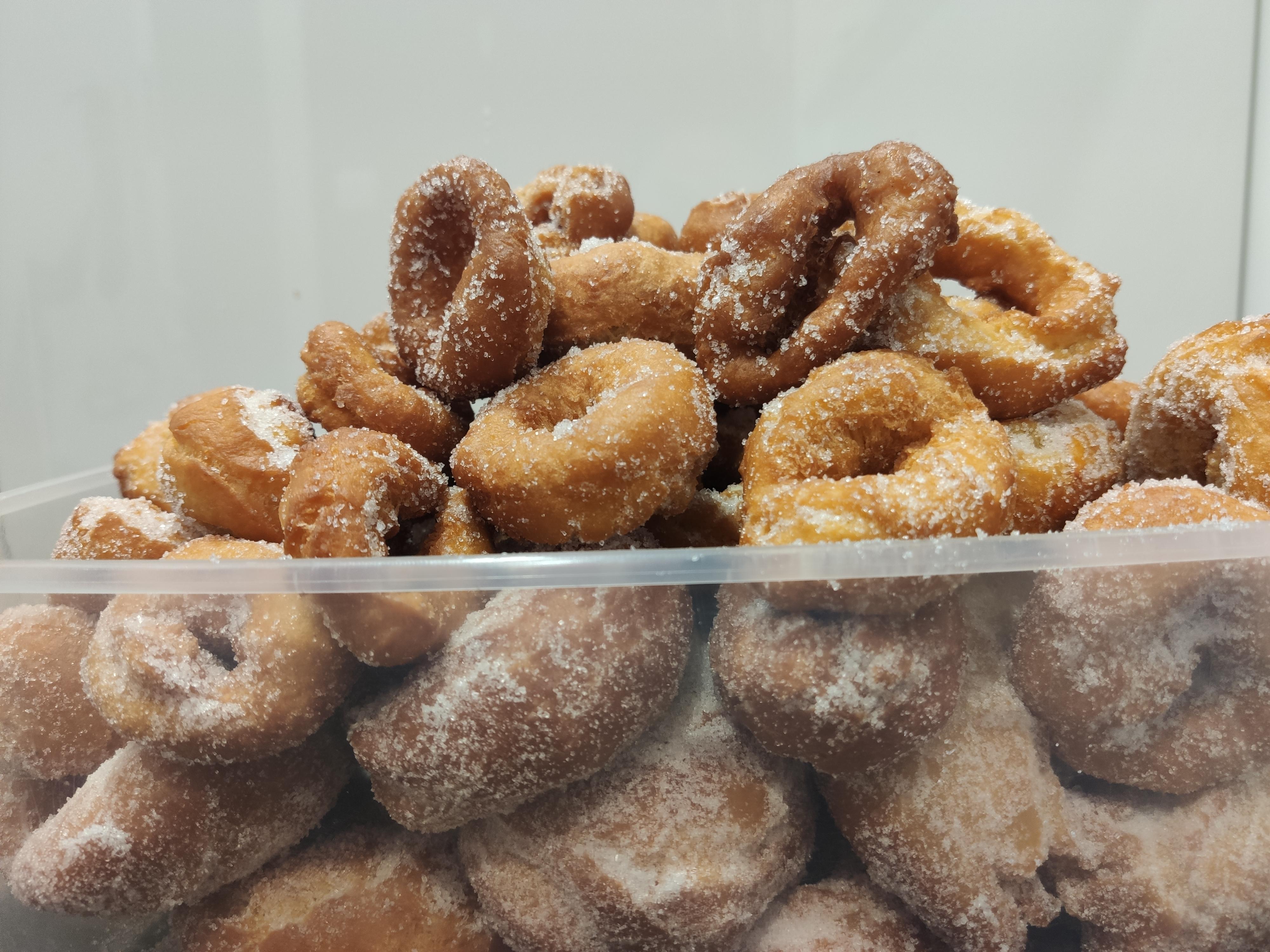 Receta roscos de naranja fritos de semana santa