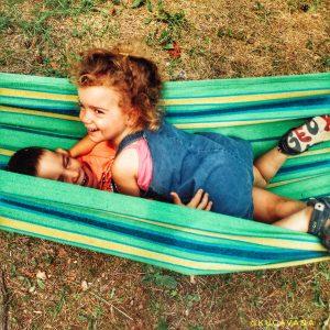 Pirineos aragoneses con niños