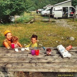 La Sarra en camper. Pirineos aragoneses en autocaravana