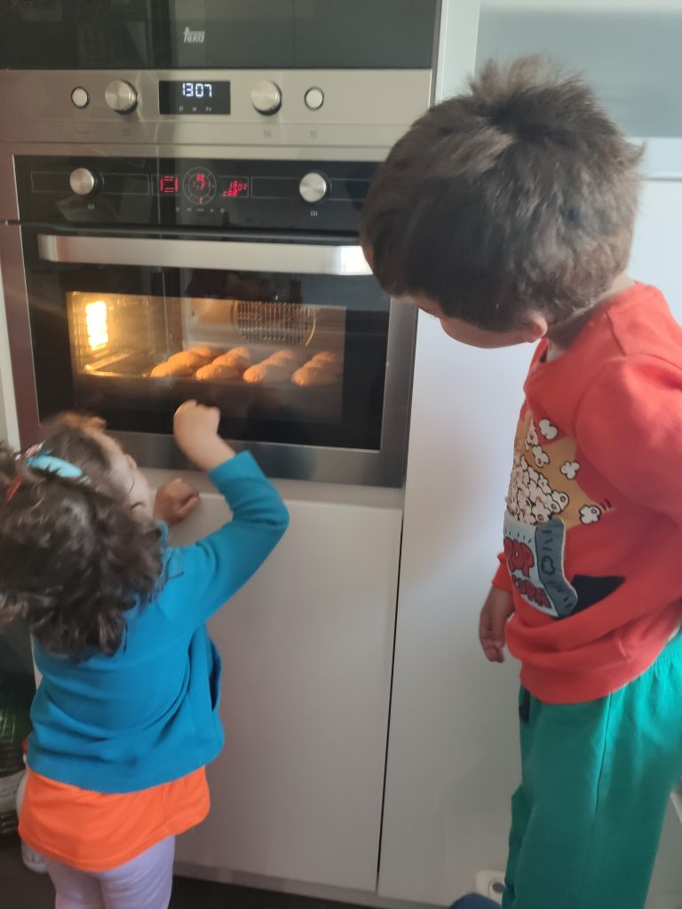 Como hacer magdalenas caseras