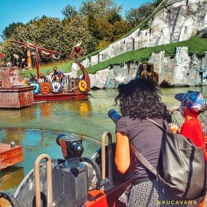 Plopsaland de Panne mejor parque de atracciones de Europa