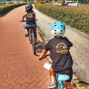 bicicleta en Brujas Belgica