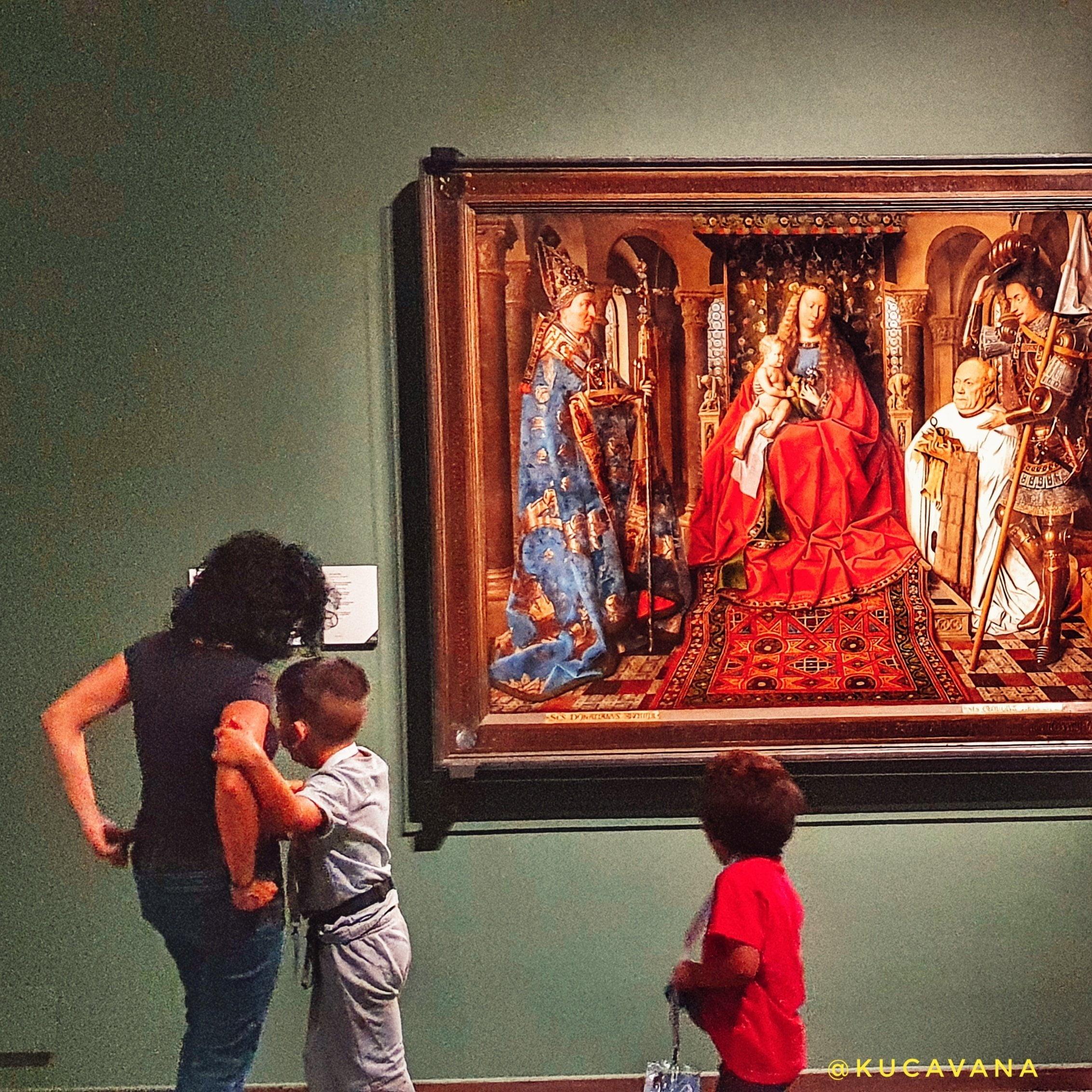 museo de arte Brujas belgica que ver
