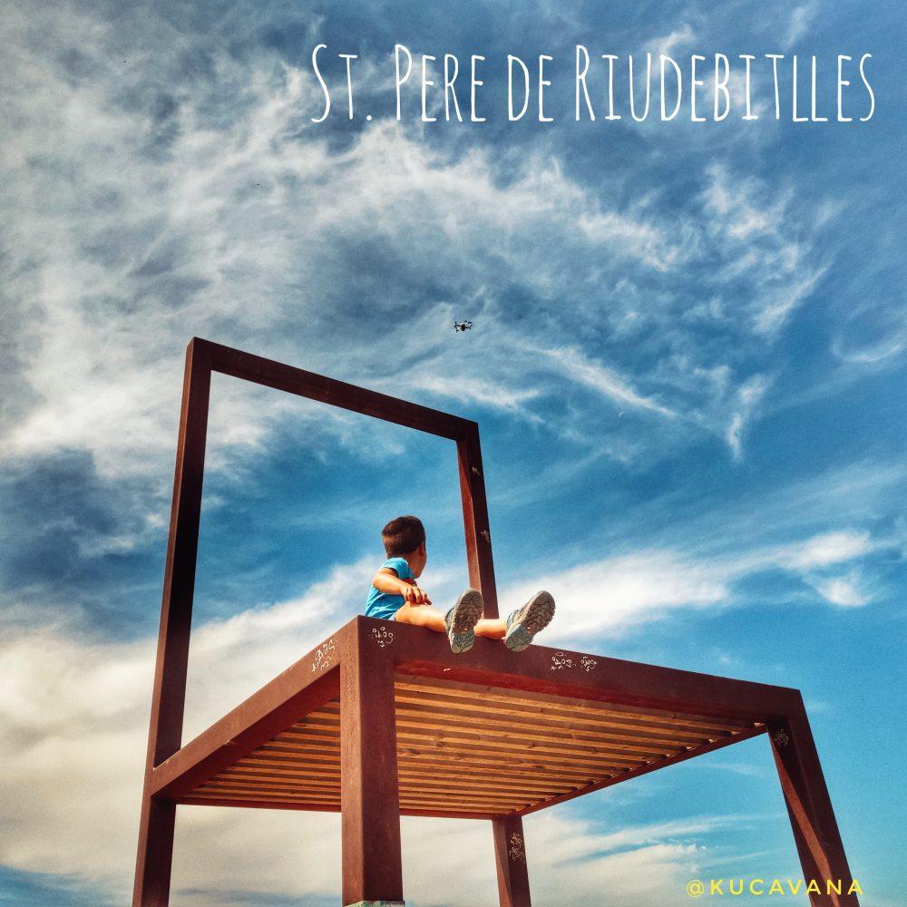 Sant Pere de Riudebitlles cadira