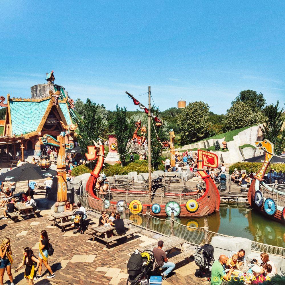 mejor parque de atracciones de Europa