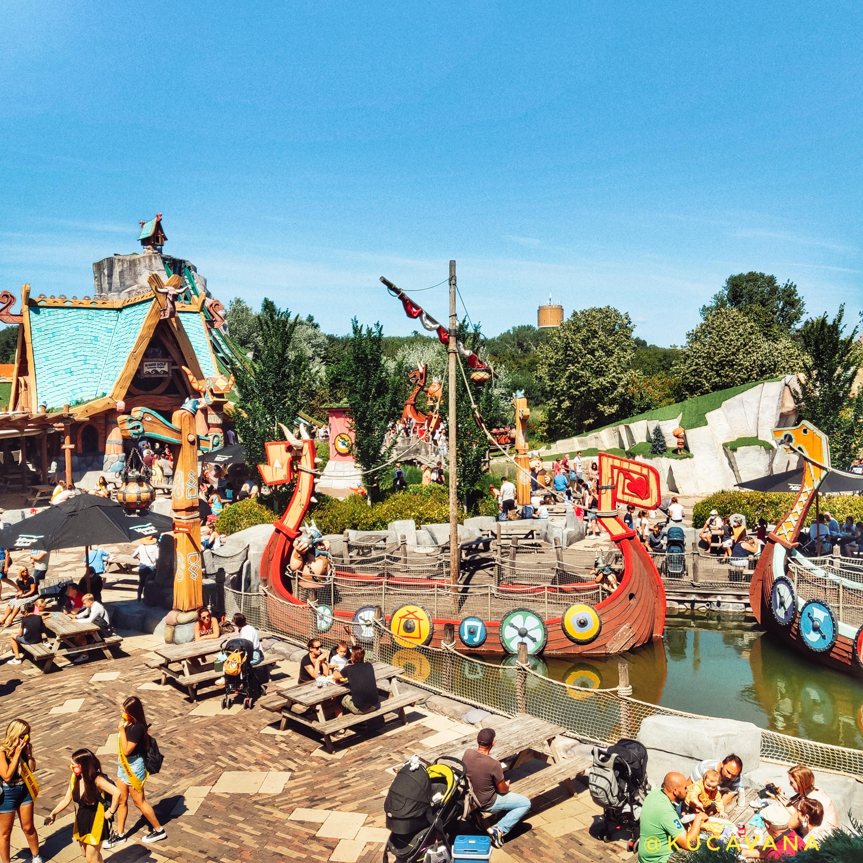 meilleur parc d'attractions d'Europe