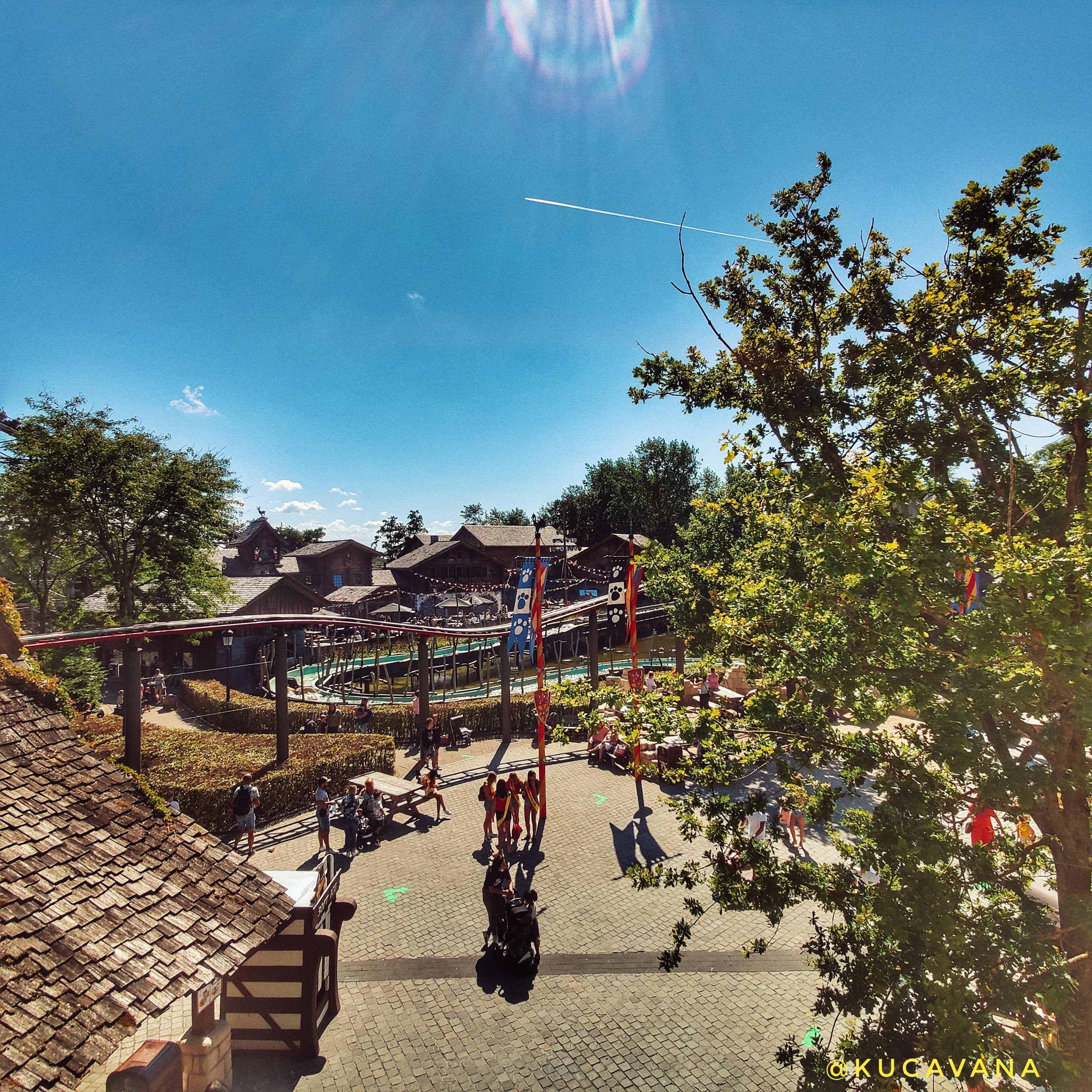 meilleur parc d'attractions de Belgique