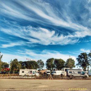 Bruges en camping-car, parking camping-car à Bruges