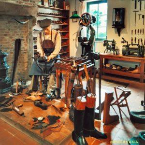 Musée du folklore de Bruges Belgique