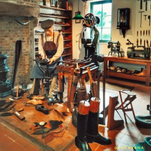 Museo de folklore Brujas Belgica