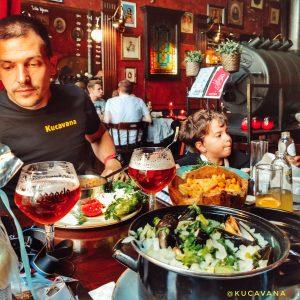 Bruges où manger