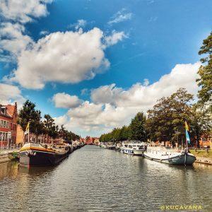 Canaux de Bruges que voir