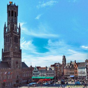 La ville de Bruges que voir en une journée